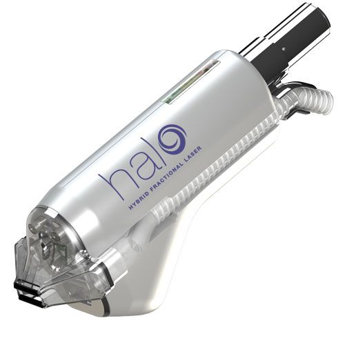Halo laser for aesthetique medicine